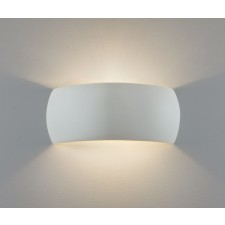 Astro Lighting Milo Wall Light - 1 Light, Ceramic