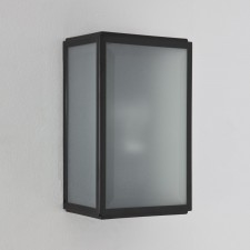 Astro Lighting Homefield Wall Light -1 Light, Black