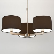 Astro Lighting Martina Pendant - 3 Light, Matt Nickel