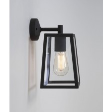 Astro Lighting Calvi 1 Light Wall Light Black