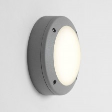 Astro Lighting Arta 150 Round Ceiling Light Silver - 1-Light