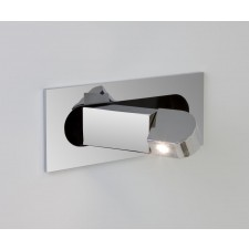 Astro Lighting Digit Wall Light -1 Light, Polished Chrome