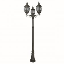 Bel Aire Triple Headed Outdoor Post