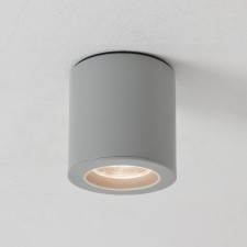 Astro Lighting Kos Ceiling Light -1 Light, Painted Silver