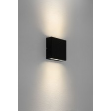 Astro Lighting Elis Wall Light Black - 6-Light