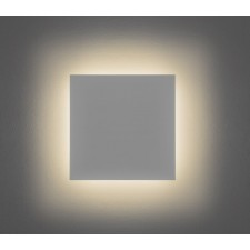 Astro lighting Eclipse Square 300 Wall Light - White