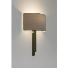 Astro Lighting Tate Wall Light - 1 Light, Bronze