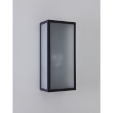 Astro Lighting Messina Sensor Wall Light Black - 1-Light