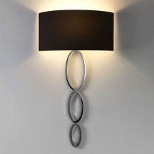 Astro Lighting Valbonne Wall Light - 1 Light, Polished Chrome