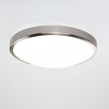Astro Lighting Osaka Sensor Ceiling Light Brushed Nickel