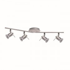 Aries Bathroom Light 2 Arm IP44 - chrome