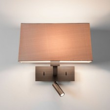 Astro Lighting Park Lane Reader Wall Light - 1 Light, Bronze