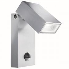 Led Outdoor Aluminium Wall Bracket, Pir Sensor