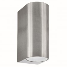 Outdoor/Porch Wall Bracket 2 Light - Cast Aluminium (IP44)