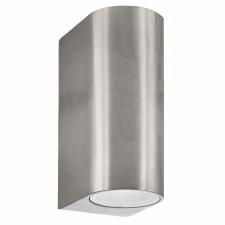 Outdoor/Porch Wall Bracket 2 Light - Cast Aluminium (IP44)