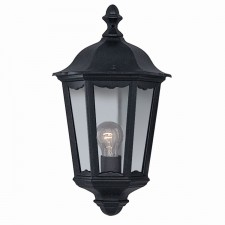 Alex Outdoor Light - IP44 - Matt Black