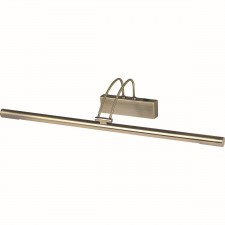 Searchlight Picture Light - Antique brass