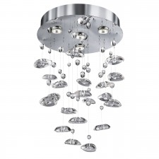 Bubbles Ceiling Light - 4 Light