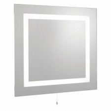 Illuminated mirror -Square Border Light