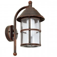 WL/1 antique-brown/clear 'SAN TELMO'