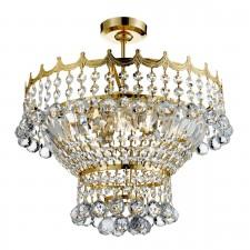 Versailles Semi Flush Ceiling Light