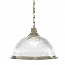 American Diner Ceiling Light - antique pendant