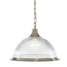 American Diner Ceiling Light - antique pendant