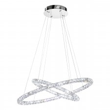 LED-HL L-900 chrome/crystal'TONERIA'
