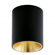 LED-DL 100 BLACK/GOLD 'POLASSO'