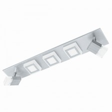 LED-WL/CL/3+2 alu-brushed/sat.'MASIANO'