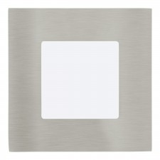 RECESSED LED SPOT 85X85 NICKEL 3000K'FUE