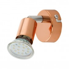 WL/1 GU10-LED KUPFER 'BUZZ-COPPER'