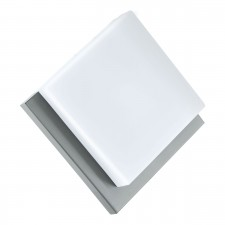 OD-LED-WL/CL stainless-steel/white 'INFE