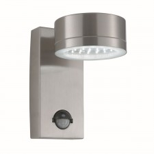 Outdoor LED Wall Light - Motion sensor
