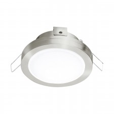 LED-EINBAUSPOT 82 NICKEL-M.'PINEDA 1'