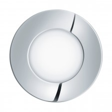 RECESSED LED SPOT 85 CHROME 3000K'FUEVA