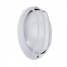AL-LED-WL OVAL WEISS/SAT.'SIONES 1'