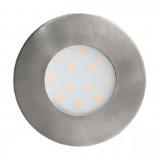 LED-EINBAUSPOT 78 NICKEL-M.'PINEDA-IP'