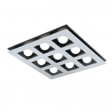 LED-DL/9 CHROM/SW/ALU/WS 'BELLAMONTE 1'