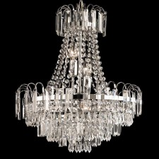 Chandeliers crystal chandeliers quick view amadis chandelier aloadofball Choice Image