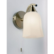 Alonso Wall Light - Antique Brass