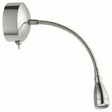 LED Picture Light - Adjustable - Chrome