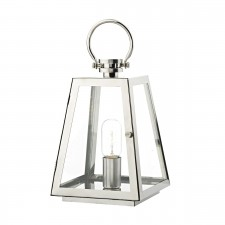 Acre Table Lamp Stainless Steel IP44