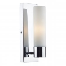 Adagio IP44 Wall Bracket - 1 Light, Polished Chrome