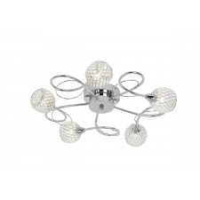Aherne Ceiling Light - 5 Light