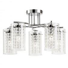 Alda 5-Light Semi Flush 40W