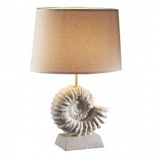 Ammonite Table Lamp