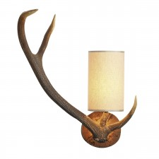 Antler Wall Light (Left)
