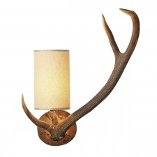 Antler Wall Light (Right)