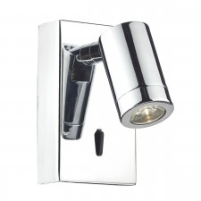 Anvil LED Wall Light - Polished Chrome